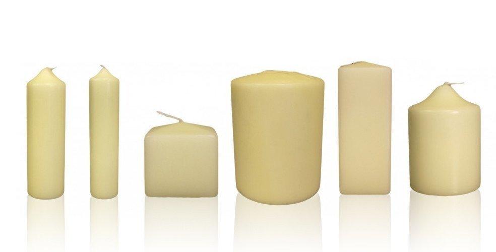 Dekorativní svíčky válec