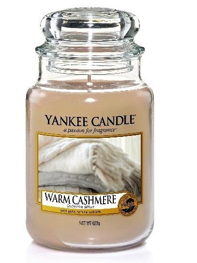 Vonné svíčky Yankee Candle