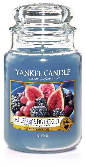 Vonné svíčky Yankee Candle - velké, 623 g
