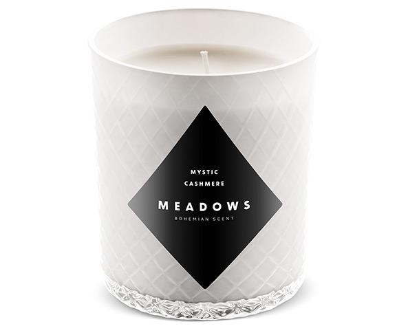 Vonné svíčky Meadows