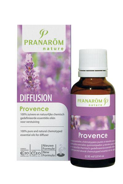 Vonné esenciální oleje Pranarom