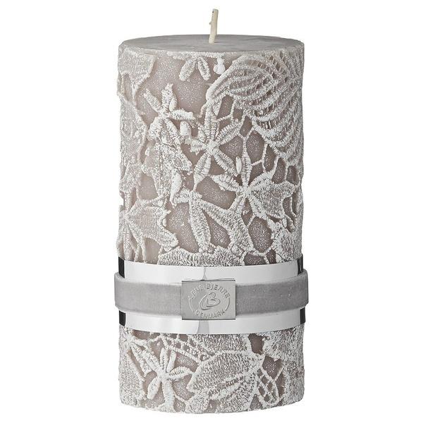 Dekorativní svíčky Lene Bjerre - Crochet