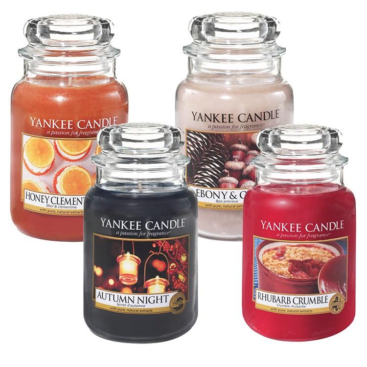 Akce a výprodej Yankee Candle