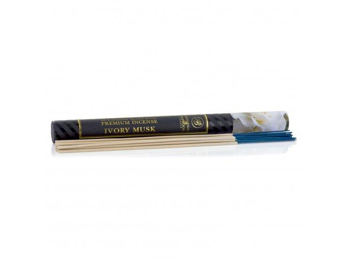 Vonné tyčinky Ashleigh & Burwood IVORY MUSK, 30 ks.