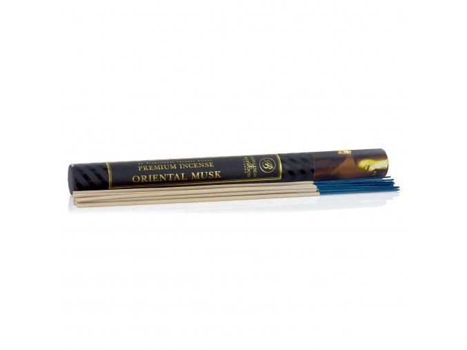Vonné tyčinky Ashleigh & Burwood ORIENTAL MUSK, 30 ks.