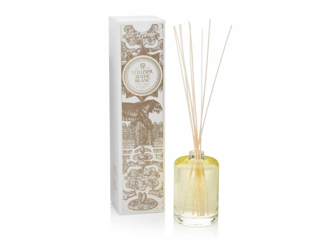Aroma difuzér HOME AMBIENCE DIFFUSER, Suede Blanc 177 ml