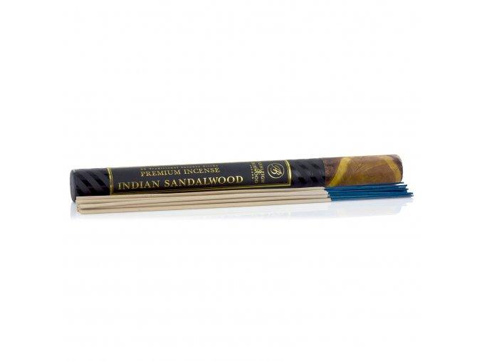 Vonné tyčinky Ashleigh & Burwood INDIAN SANDALWOOD, 30 ks.