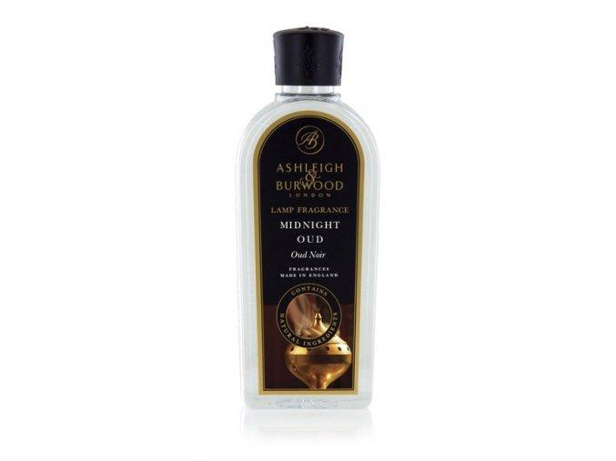 Ashleigh & Burwood Náplň do katalytické lampy MIDNIGHT OUD, 250 ml