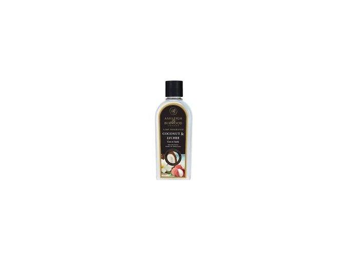 Ashleigh & Burwood – náplň do katalytické lampy Coconut & Lychee (Kokos a liči), 500 ml