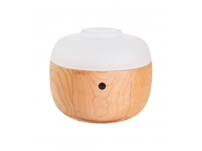 Pranarom Lilien - Ultrazvukový aroma difusér a zvlhčovač, přehrává MP3