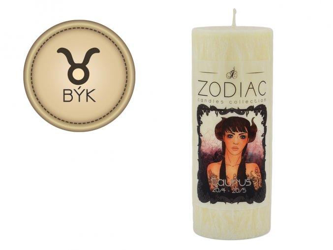 Vonná svíčka Zodiac - Býk - 500 g
