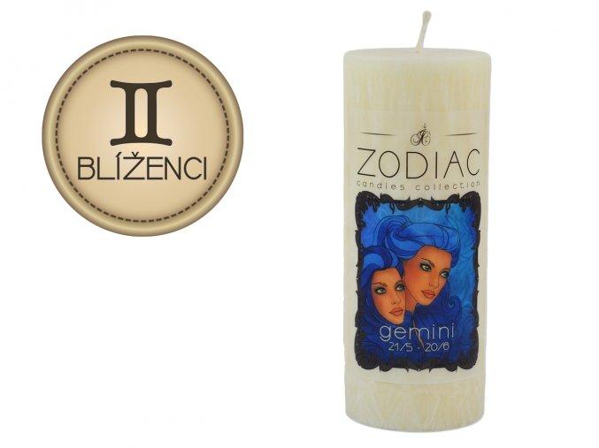 Vonná svíčka Zodiac - Blíženci - 500 g