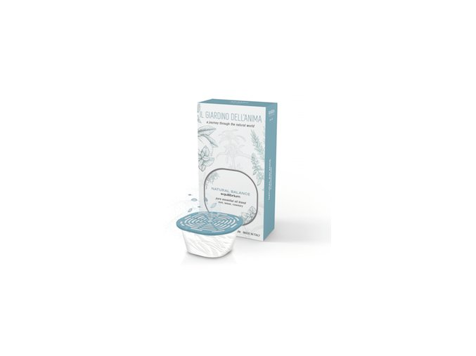 Mr & Mrs Fragrance Aroma kapsle relaxační - NATURAL BALANCE (PŘIROZENÁ ROVNOVÁHA), 1 ks