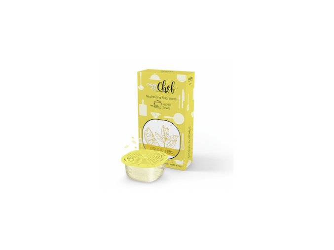 Mr & Mrs Fragrance Aroma kapsle neutralizující zápach - CITRUSY A BYLINKY, 1 ks