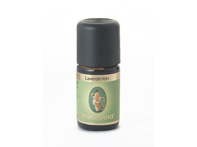 Vonný esenciální olej Levandule jemná bio 10 ml
