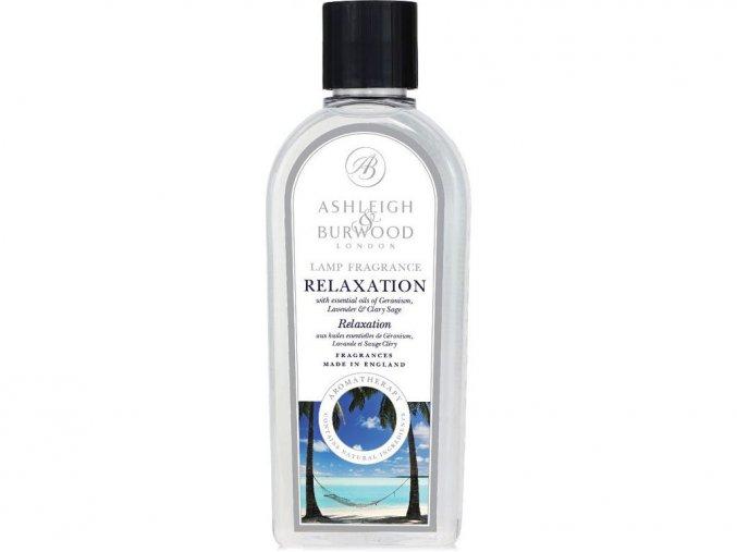 Ashleigh & Burwood – náplň do katalytické lampy Relaxation (Relaxace), 500 ml