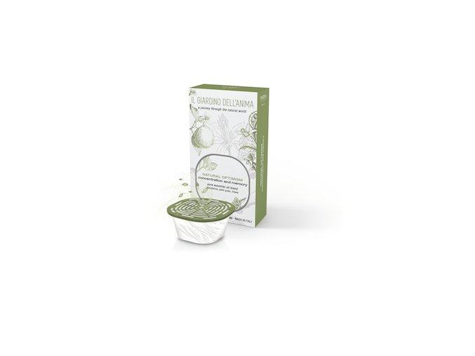 Aroma kapsle relaxační MR&MRS 1 ks NATURAL BALANCE NATURAL OPTIMISM (PŘÍRODNÍ OPTIMISMUS)