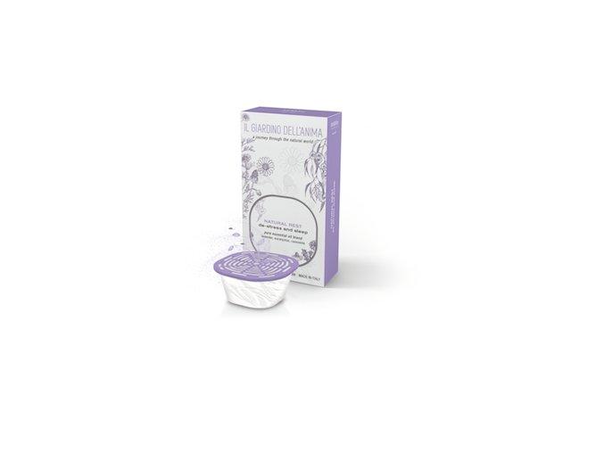 Aroma kapsle relaxační MR&MRS 1 ks NATURAL REST (PŘÍRODNÍ ODPOČINEK)
