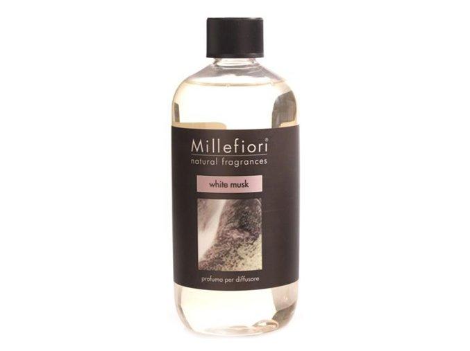 Náplň do aroma difuzéru NATURAL Bílé pižmo, 250 ml