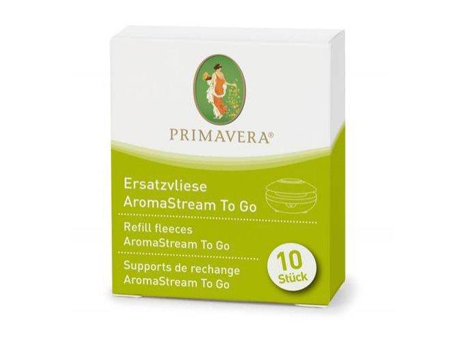 Výměnné polštářky pro Aromastream, 10 ks