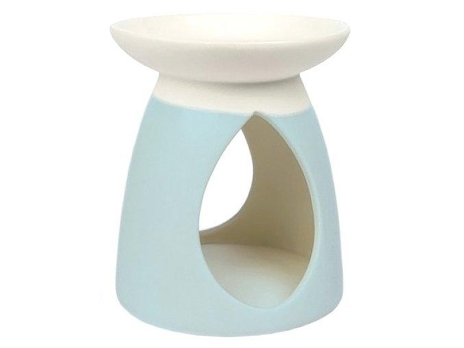 Aroma lampa Yankee Candle keramická, modrá pastelová
