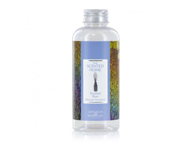 Náplň do aroma difuzéru SUMMER RAIN, (THE SCENTED HOME) 150 ml