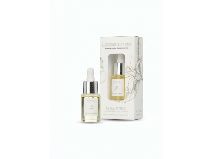 Aroma olej MR&MRS Therapy NATURAL OPTIMISM (přirozený optimismus), 15 ml