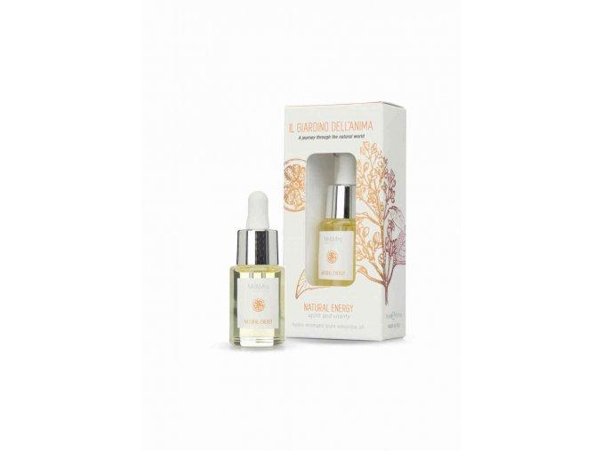 Aroma olej MR&MRS Therapy NATURAL ENERGY (přírodní energie), 15 ml