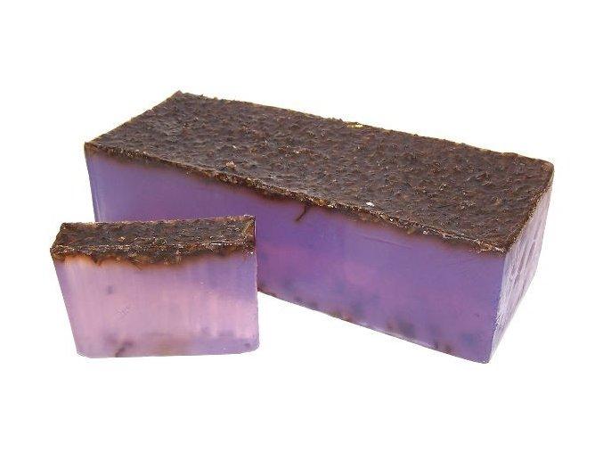 Ručně vyrobené přírodní mýdlo Levandule, 120 g 2