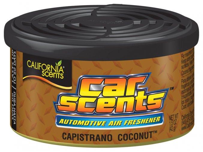 California Car Scents Capistrano Coconut Kokos