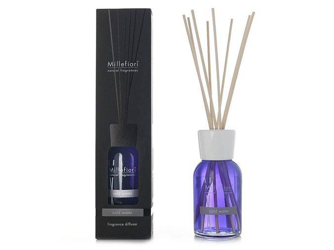 Aroma difuzér Millefiori Milano Natural, Chladná voda, 250 ml
