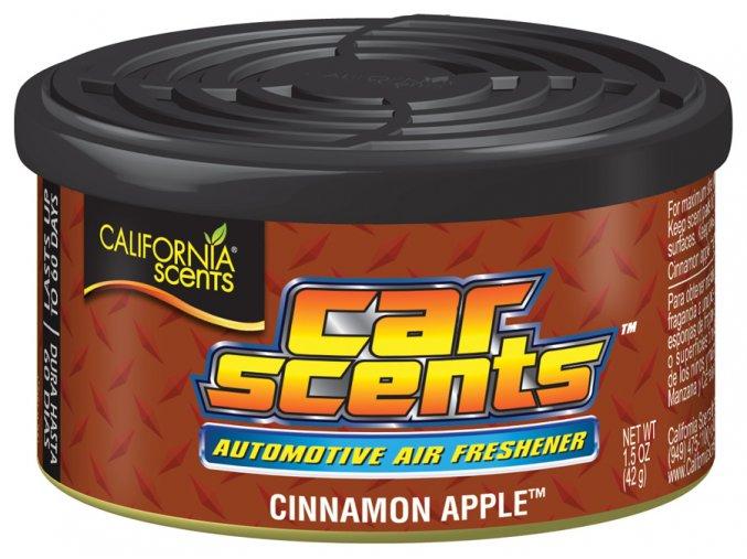 California Car Scents Cinnamon Apple Jablečný štrůdl