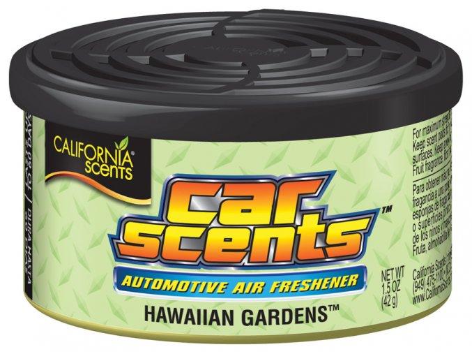 California Car Scents Hawaiian Gardens Havajské zahrady