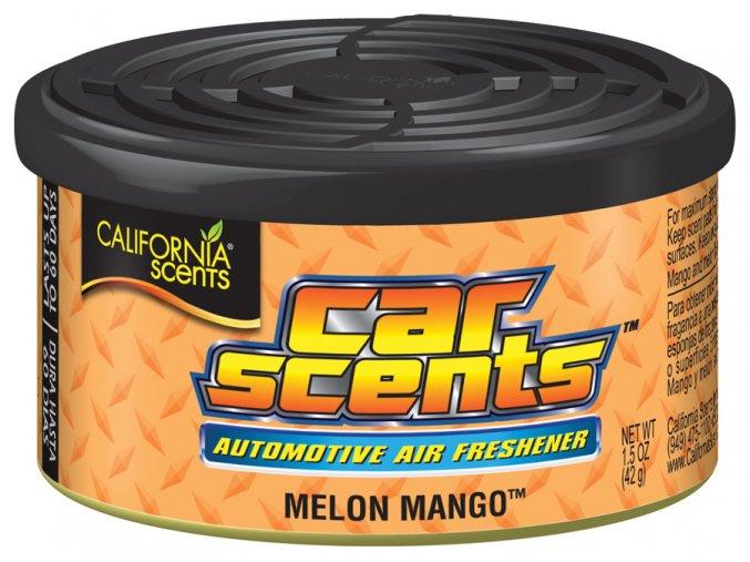 California Car Scents Melon Mango Meloun a mango
