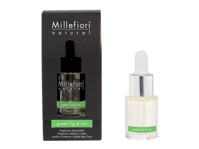 Aroma olej Natural Zelený fík a kosatec, 15 ml