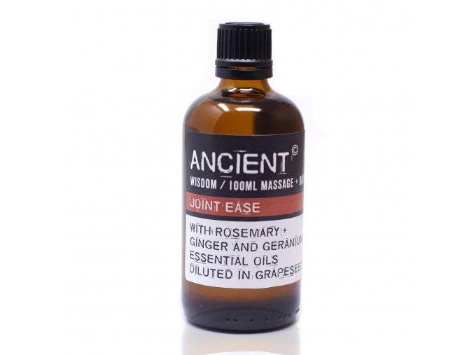 Aroma olej pro masáže a do koupele Na klouby směs, 100 ml