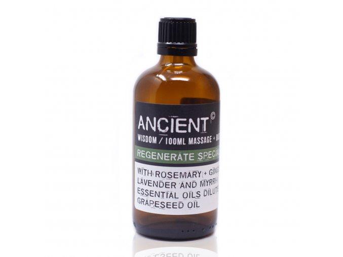 Aroma olej pro masáže a do koupele Speciální směs A2 MIX, 100 ml