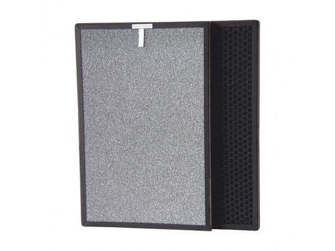 Náhradní kombinovaný filtr (katalytický + formaldehydový) pro čističku vzduchu Airbi SPRING.