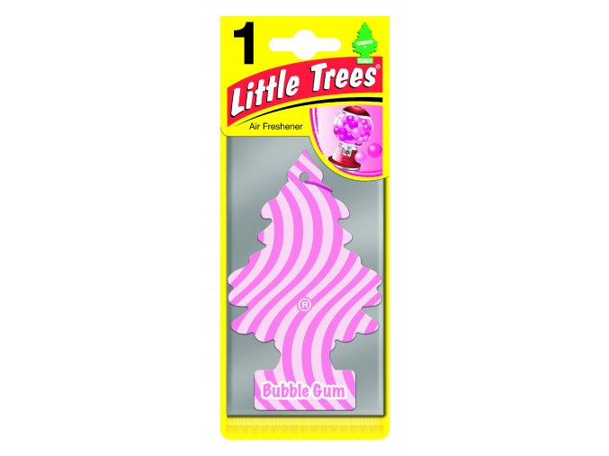Magic Little Tree Bubble Gum, 1 ks
