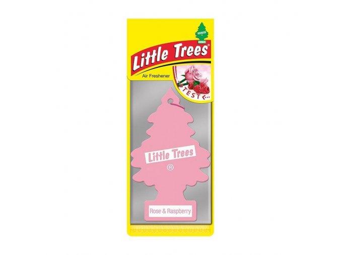 Magic Little Tree Rose & Raspberry