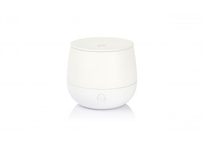 Aroma difuzér sonický s osvětlením Airbi LOTUS – bílý, 80 ml
