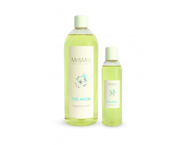 Náplň do aroma difuzéru Mr&Mrs BLANC Pure amazon Aria pura, 200 ml