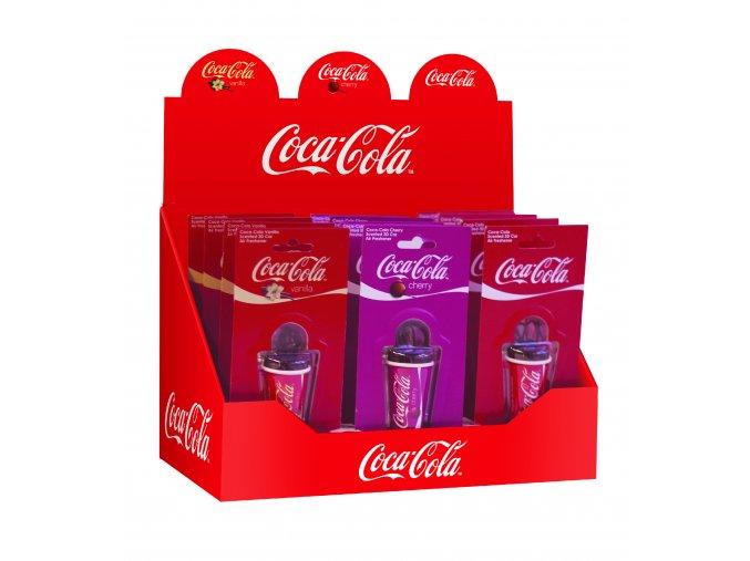 Osvěžovače vzduchu Coca Cola® 3D Air Freshener