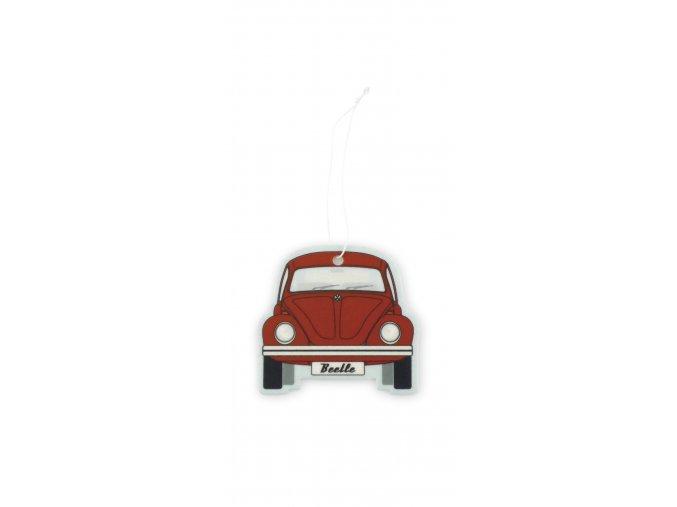 Osvěžovač vzduchu VW Beetle Air Freshener MelonRed 1 ks