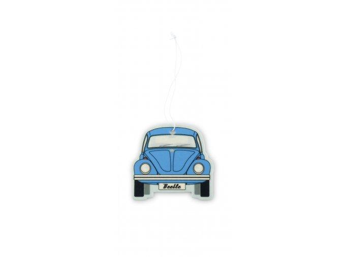 Osvěžovač vzduchu VW Beetle Air Freshener FreshBlue, 1 ks