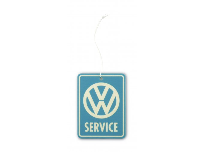Osvěžovač vzduchu VW Air Freshener New CarVW Service 1 ks