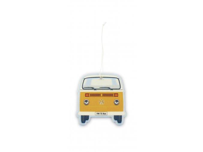 Osvěžovač vzduchu VW T2 Bus Air Freshener VanillaOrange 1 ks