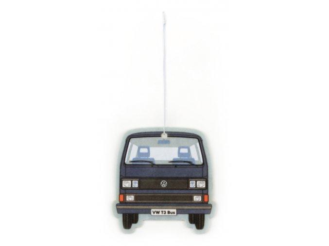 Osvěžovač vzduchu VW T3 Bus Air Freshener FreshBlue 1 ks