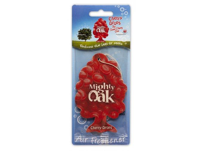 Osvěžovač vzduchu Mighty Oak 2D Air Freshener Cherry Drops, 1 ks