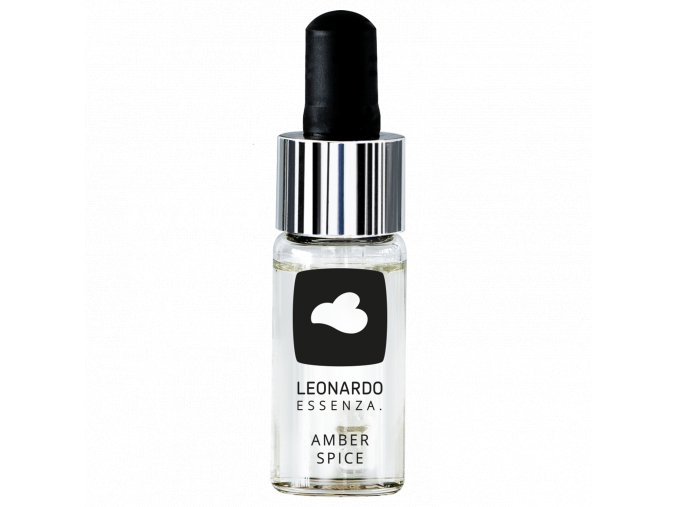 LEONARDO ESSENZA fragrance Amber Spice, 10 ml